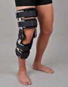 双侧支条膝部矫形器