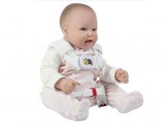 婴儿髋关节的正常发育