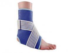 缠绕式护踝