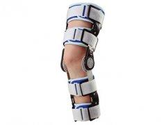 角度可调式膝关节支具