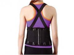 双肩带型工作护腰带
