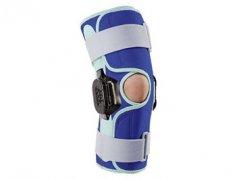 调整型枢纽式膝关节护